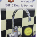 Electric Hot Water Taps save up to 70% on water and energy costs.